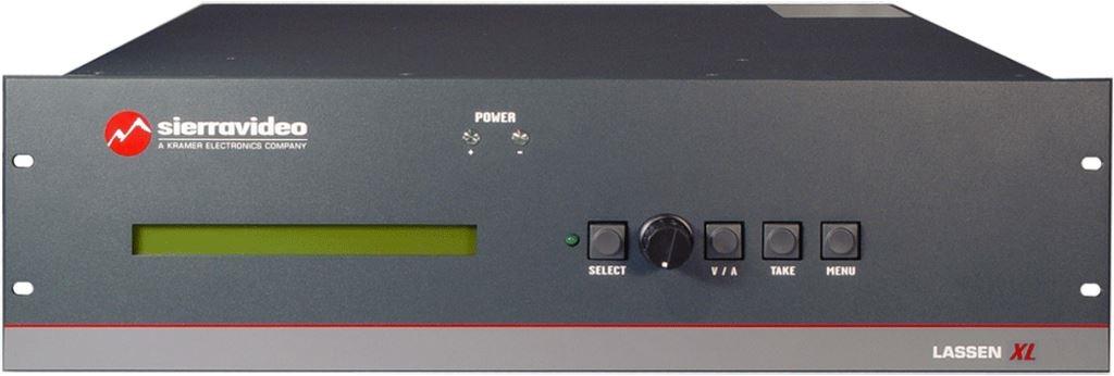 Sierra Video 3216S-XL - Матричный коммутатор 32:16 балансных стереоаудиосигналов вещательного качества