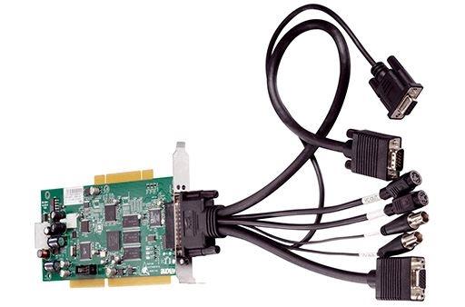 tvONE C2-160 - Преобразователь развертки сигналов HDTV или VGA в композитный и S-Video сигналы