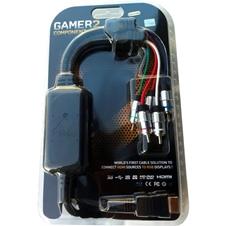HKmod HDFURY GAMER 2 COMPONENT - Преобразователь сигнала HDMI с HDCP в компонентный формат со встроенным деэмбеддером звука для PS3/XBOX360