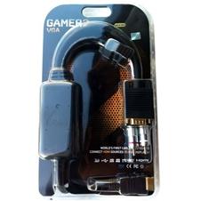 HKmod HDFURY GAMER 2 VGA  - Преобразователь сигнала HDMI в VGA-формат со встроенным деэмбеддером для PS3/XBOX360