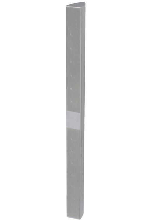 Audac AXIR/W - 12 х 2'' дизайнерская акустическая колонна 120 Вт – 6 Ом, 2 х 20 Вт – 100 В