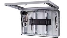 Peerless-AV FPE42F-EU-S - Защитный всепогодный вентилируемый корпус для ЖК-дисплея диагональю экрана 40-42'', макс. нагрузка 113 кг