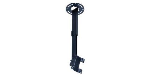 Peerless-AV PC930B - Телескопический потолочный кронштейн для ЖК-монитора диагональю 15-24'' до 22 кг с удлинительной штангой 35-55 см, макс. нагрузка 22 кг