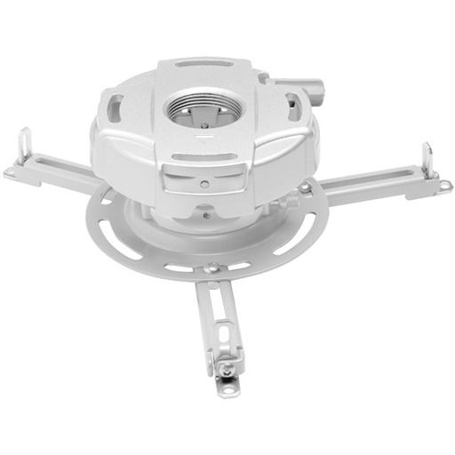 Peerless-AV PRG-UNV-W - Универсальное крепление типа «паук» с механизмом точной юстировки для проектора до 22 кг