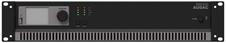 Audac SMA350 - Двухканальный усилитель с DSP-процессором, 2х350 Вт/4 Ом, 2х220 Вт/8 Ом, 1х700 Вт/8 Ом