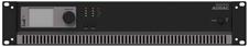 Audac SMA500 - Двухканальный усилитель с DSP-процессором, 2х500 Вт/4 Ом, 2х300 Вт/8 Ом, 1х1000 Вт/8 Ом