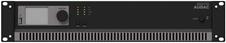 Audac SMA750 - Двухканальный усилитель с DSP-процессором, 2х750 Вт/4 Ом, 2х380 Вт/8 Ом, 1х1500 Вт/8 Ом