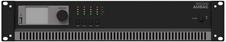 Audac SMQ350 - 4-канальный усилитель с DSP-процессором, 4х350 Вт/4 Ом, 4х220 Вт/8 Ом, 2х700 Вт/8 Ом