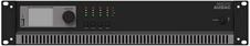 Audac SMQ750 - 4-канальный усилитель с DSP-процессором, 4х750 Вт/4 Ом, 4х380 Вт/8 Ом, 2х1500 Вт/8 Ом