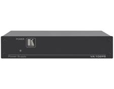 Kramer VA-102P5-MD - Универсальный блок питания 12 В на 10 выходов; исполнение для медицинских систем
