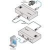 Kramer VA-130FW - Удлинитель канала FireWire 800 Мбит/с с использованием коаксиального кабеля