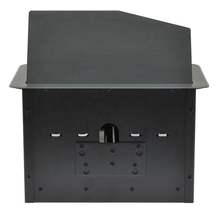 Qtex MDA-850 - Настольный автоматический модуль кабельных подключений со сменными панелями