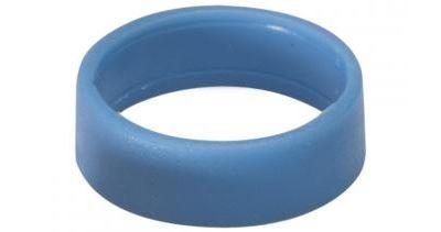 Sommer Cable HI-XC-BL - Цветное маркировочное кольцо для прямых разъемов HICON XLR, синее