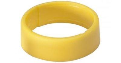 Sommer Cable HI-XC-GE - Цветное маркировочное кольцо для прямых разъемов HICON XLR, желтое