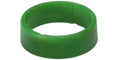 Sommer Cable HI-XC-GN - Цветное маркировочное кольцо для прямых разъемов HICON XLR, зеленое