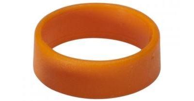 Sommer Cable HI-XC-OR - Цветное маркировочное кольцо для прямых разъемов HICON XLR, оранжевое