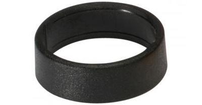 Sommer Cable HI-XC-SW - Цветное маркировочное кольцо для прямых разъемов HICON XLR, черное