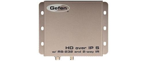 Gefen EXT-HD2IRS-LAN-TX – Передатчик сигнала HDMI, RS-232 и двунаправленного ИК по IP