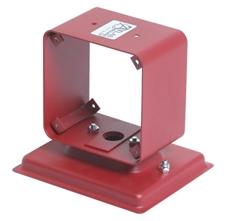 Atlas IED TVTA-R - Двухместный корпус для двунаправленного монтажа двух громкоговорителей VT, цвет красный