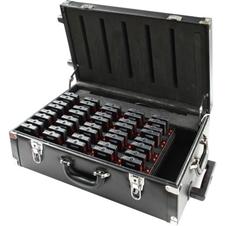 BXB WRCB-40 - Чемодан для хранения и заряда 40 приемников