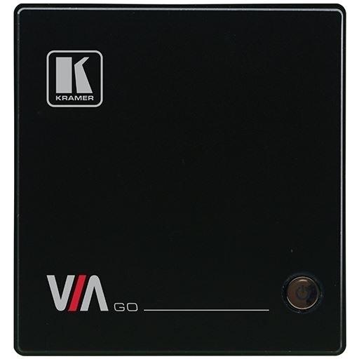 Kramer VIA GO - Интерактивная система для совместной работы с изображением, до двух изображений на одном выходном экране