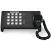 Atlas IED IED5416CS-H - 16-кнопочная программируемая станция системы оповещения GLOBALCOM 5400 с DSP-процессором и ручным микрофоном