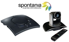 ClearOne Collaborate Versa 100 - Комплект для организации видеоконференций с камерой и спикерфоном CHAT 150C без кодека