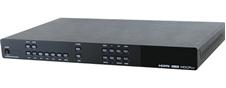 Cypress CDPS-UA6H2HFS - Матричный коммутатор 6х2 HDMI 4K c дополнительными аудиовыходами