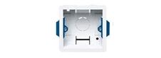 Audac WB3102/FG - Потайная коробка для регулятора громкости VC3xx2
