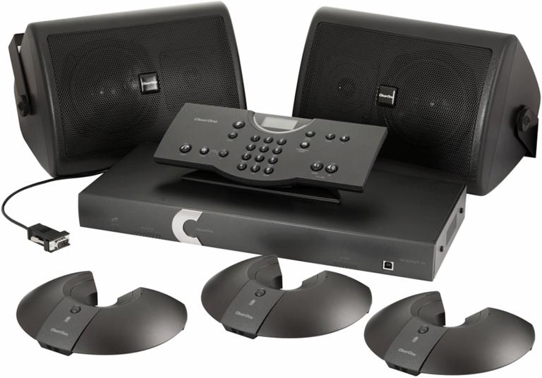 Interact AT Bundle B - Interact AT Bundle B – комплект оборудования для аудиоконференции на базе микшера Interact AT.