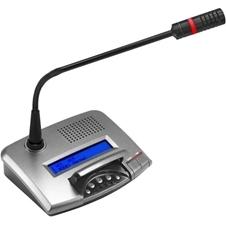 BXB  FCS 6316 - Настольный микрофонный пульт делегата с функцией голосования