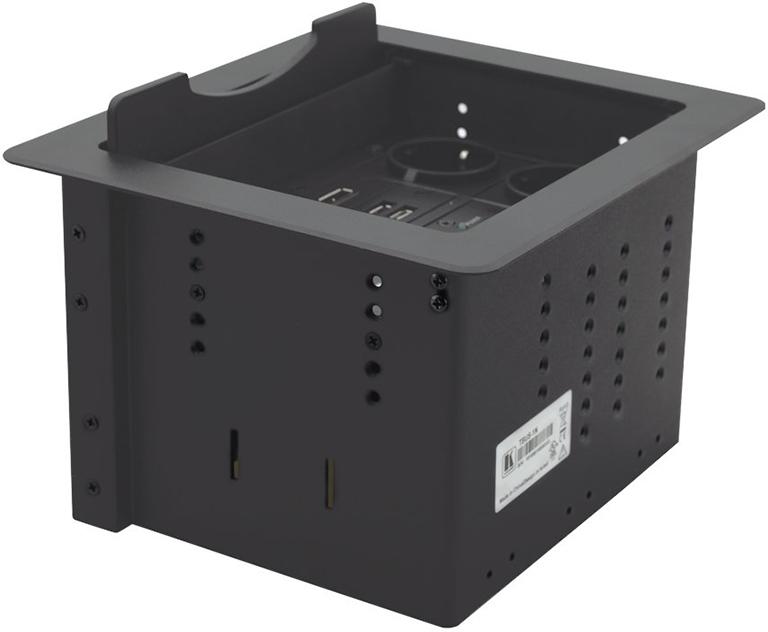Kramer TBUS-1N(B) - Корпус модуля для подключения кабелей