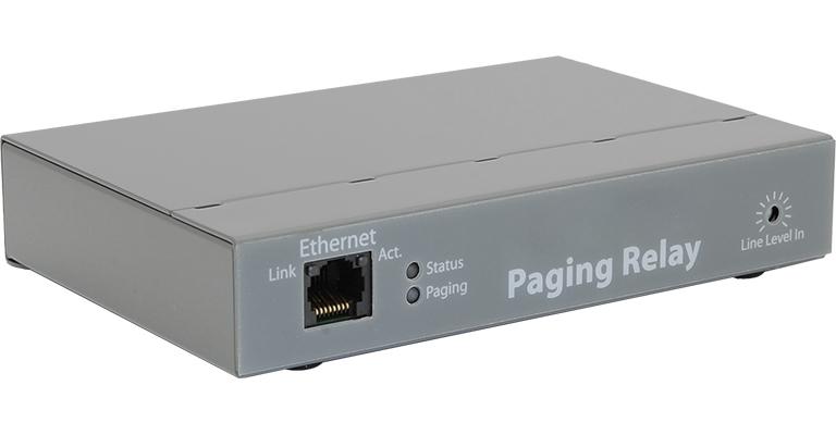 Atlas IED PR-CK - Передатчик аналогового аудио в сеть Ethernet. 2xRCA, RJ45
