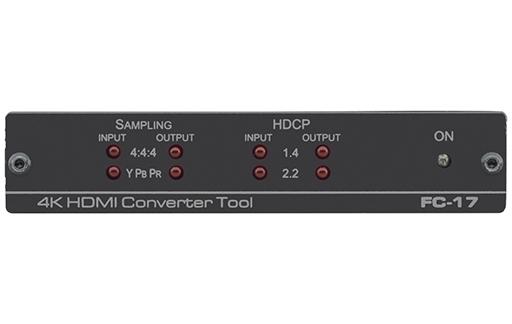 Kramer FC-17 – Процессор EDID и конвертер HDMI 4K60 4:4:4 / 4:2:0, HDCP 1.4 и 2.2