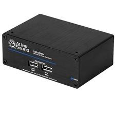 Atlas IED TSD-DCPDV - Универсальный блок питания на 4x24 В и 2х5-24 Вт, 2хUSB