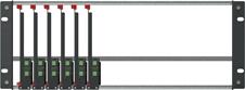 tvONE 1RK-4RU-BASIC-KIT - Комплект ONErack для группового монтажа в рэковую стойку (шасси 4U, шесть модулей) без питания