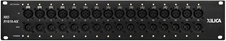 Xilica Rio R1616-NX - Транскодер аналоговых аудиосигналов и сигналов Dante, 16х16 входов/ выходов XLR