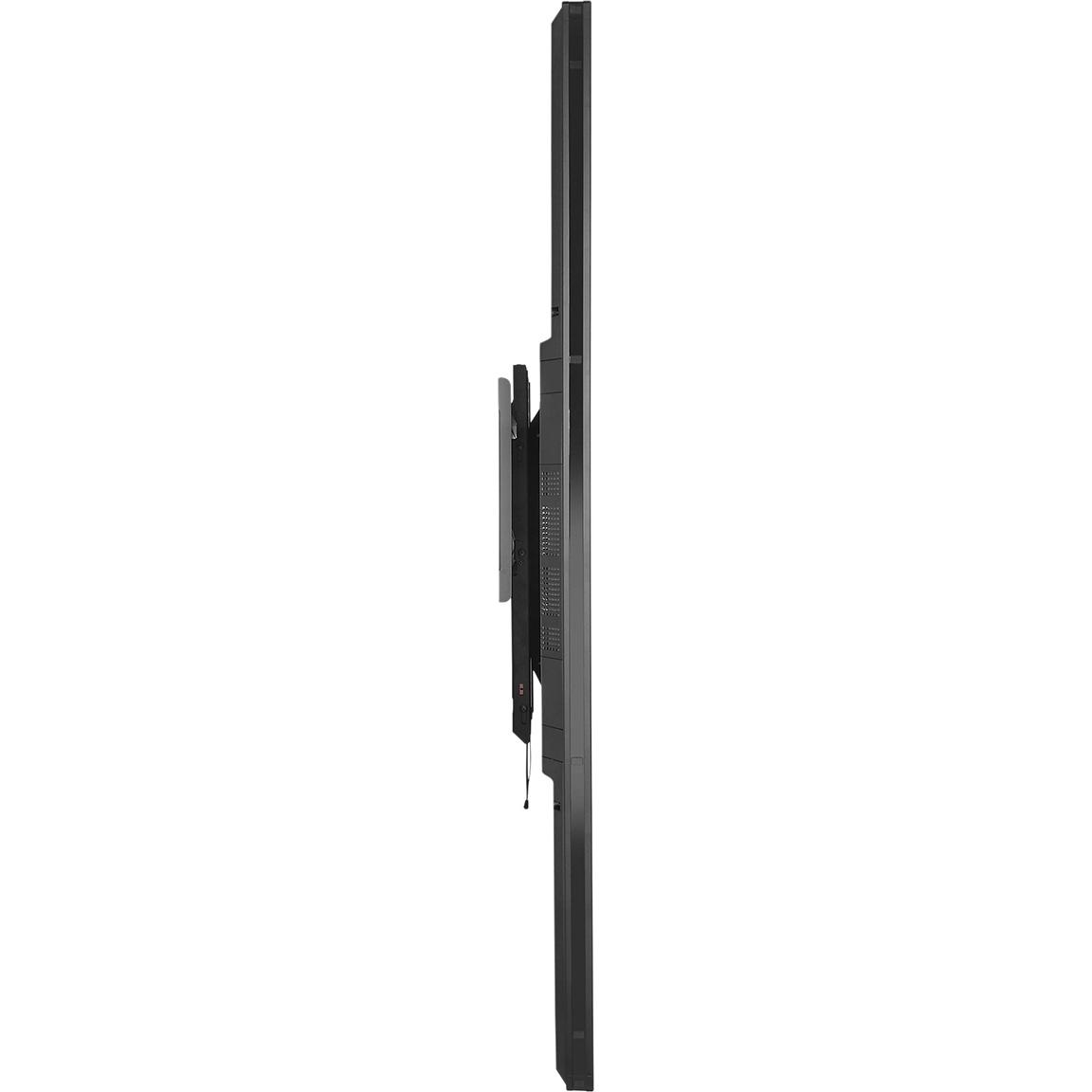 Peerless-AV SFP680 - Универсальное плоское настенное крепление серии SmartMount для ЖК-дисплея (46-90'') в портретной ориентации, макс. нагрузка 158 кг