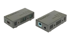 Gefen EXT-UHD600-1SC - Комплект устройств для передачи сигналов HDMI 4096x2160/60 Гц по многомодовому оптоволоконному кабелю