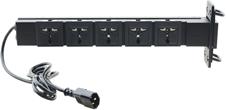 Kramer TS-PEU - Модуль на 6 универсальных сетевых электророзеток