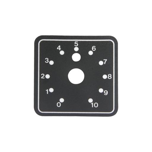 Atlas IED E408-100 - Настенный регулятор громкости повышенной точности 25/70/100 В / 10 Вт