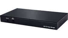 Cypress CSR-8PSU-48V - Блок питания с распределителем на восемь 48 В выходов с управлением по RS-232 и IP
