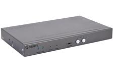 Gefen EXT-ADA-LAN-RX - Приемник сигналов RS-232, аудио и ИК из Ethernet
