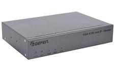Gefen EXT-VGAKA-LANS-TX - Передатчик сигналов VGA, USB, RS-232, аудио и ИК в Ethernet с проходным выходом VGA