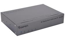 Gefen EXT-DPKA-LANS-TX - Передатчик сигналов 4K DisplayPort, USB, RS-232, аудио и ИК в Ethernet