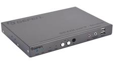 Gefen EXT-DVIKA-LANS-RX - Приемник сигналов DVI-D, USB, RS-232, аудио и ИК из Ethernet