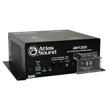 Atlas IED AM1200 - Компактная система маскирующего звука в соответствии с UL2043