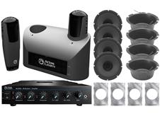Atlas IED AL2430-2PH-SD4 - Система усиления звука и безопасности для аудиторий