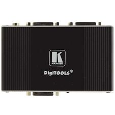 Kramer VM-2D - Усилитель-распределитель 1:2 сигнала DVI/HDMI с эмбеддированным аудио