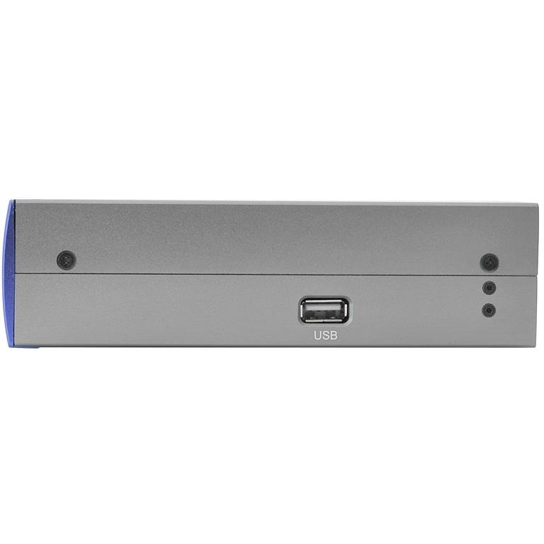 Xilica QR-Main - Шасси модульного DSP-аудиопроцессора, 8 слотов, 4х4 Dante